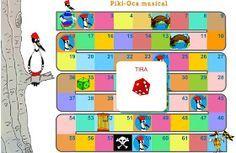 GELA PDI: JUEGOS MUSICALES (2-12 AÑOS)