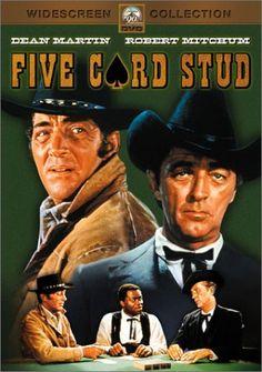 5 card Stud -  Henry Hathaway - 1968