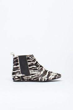 Isabel Marant Doots Boot (Anthracite)