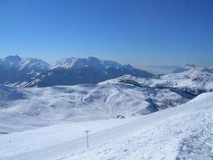 The mountain in France. Region Alpes Maritimes, Haute Savoie, Hautes Vosges, Savoie.