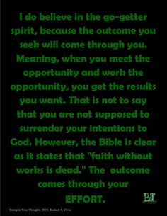"""The Outcome ''Comes'' Through YOU. One of my favorite business mentors, Marshawn Evans (www.marshawnevans.com) always says, """" YOU ARE THE BREAKTHROUGH! The breakthrough comes through you!"""""""