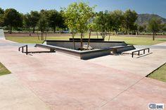 Rob Dyrdek Safe Spot Skate Spot Phoenix Arizona | Skatepark Design and Construction Portfolio