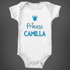 Frozen Princess Camilla Baby Girl Name