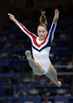 carly patterson - gymnastics Photo