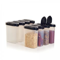 Large Spice Shaker Set - Set of 8:          Never worry about stale spices…