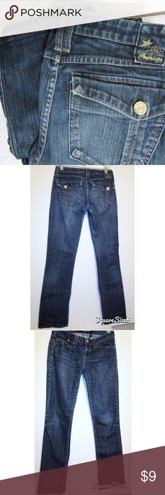 Cello Premium denim jeans Size 28.  32 inseam. Cello Jeans Straight Leg