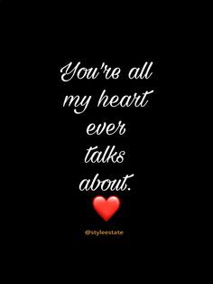 Relationship quotes - My heart is consumed by you I am so lucky it is my heart that choose to love you Your are truly the most amazing woman ever and I am so thankful I love you beautiful ❤️ Cute Love Quotes, Missing Quotes, Love Quotes For Her, Romantic Love Quotes, Quotes For Him, Be Yourself Quotes, You Are My Everything Quotes, Finding Love Quotes, Care Quotes