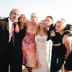 Pin for Later: Taylor Swift Just Showed Up at a Fan's Wedding in a Dress Worth Talking About