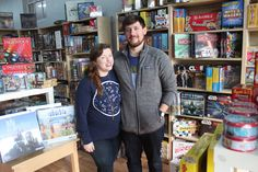 New shop in downtown Mission offers 500 board games for kids, adults and everyone in bet...