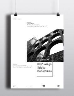 Architecture lectures by Izabela Jackowska, via Behance