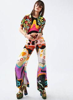 Designer fashion brand: Emilio Pucci