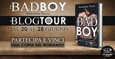 Le Lettrici Impertinenti: [BlogTour] The Bad Boy - Samantha Towle