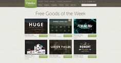Free Goods Of The Week ~ Creative Market