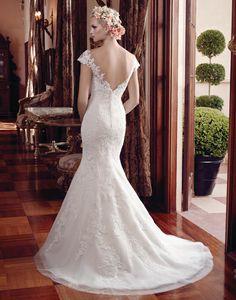 Casablanca Bridal Gowns in Michigan | Viper Apparel Casablanca 2192 Casablanca Bridal