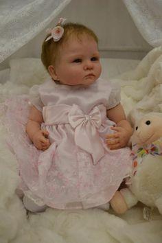 Tessa by Didy Jacobsen, Now Sophia, Reborn Baby Doll