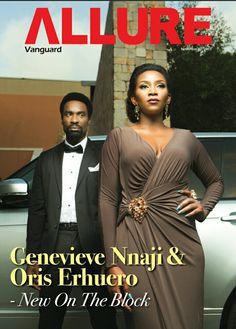 Lightup Concepts: Genevieve Nnaji & Oris Erhuero on the Cover of Van...
