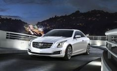 The 2015 #ATS #Coupe—everything a sport coupe ought to be. Coming late summer 2014.