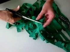 Reciclaje: alfombras de pompones con viejas camisetas #DIY - Conciencia Eco