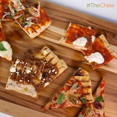 The Chew's #Pizza Party #TheChew