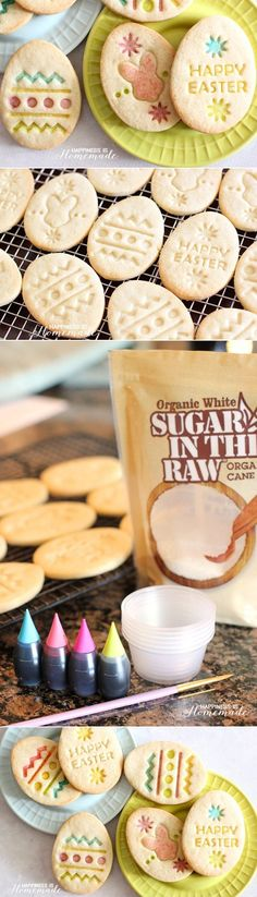 Gluten Free Vanilla Bean Sugar Cookies