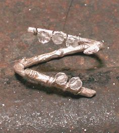 Branch ring from Nancy Nelson Jewelry
