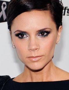 victoria beckham makeup - Google Search