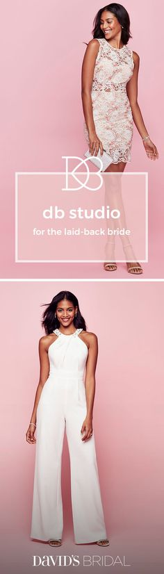 Simple wedding dresses are the perfect option for the relaxed and effortless bride. Find something for every style at David's Bridal, starting at $99.95.