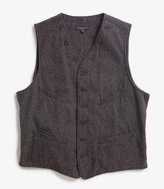 nepenthes online store | ENGINEERED GARMENTS Cinch Vest - Antique HB