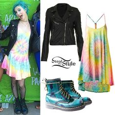Hayley Williams #Outfit