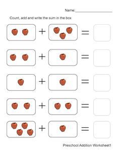 7 Free Printable Math Worksheets for Kids Easy 4 Year Old Worksheets Kids Learning Activity √ Free Printable Math Worksheets for Kids Easy . 7 Free Printable Math Worksheets for Kids Easy . 4 Year Old Worksheets Kids Learning Activity in Math Worksheets Fun Worksheets For Kids, Kindergarten Addition Worksheets, Free Printable Math Worksheets, Preschool Printables, Kids Learning Activities, Math For Kids, Preschool Math, Number Worksheets, Alphabet Worksheets
