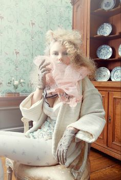 Marie Antoinette  - by Lisa Carletta