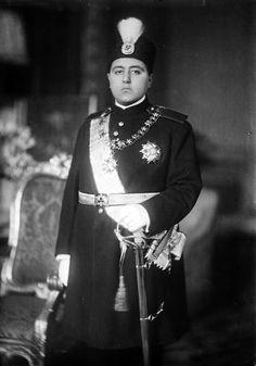 Ahmad Shah Qajar, Shah of Iran