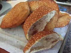Recipe Other : Hollow breads (banh tieu) by Ch3rri_blossoms