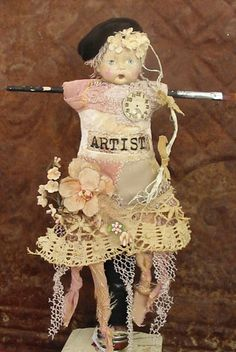 ART Doll ARCHIVES: The Artist
