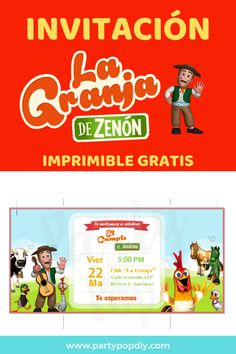 Gabriel, Farm Theme, Invitations Kids, Digital Invitations, Horse Birthday Cakes, Archangel Gabriel