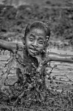 Mud Boy!
