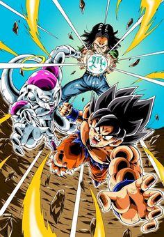 Check out our new merch and figures here at Rykamall Dragon ball section! Dragon Ball Gt, Goku Dragon, Goku Vs Jiren, Dbz Vegeta, Z Arts, Anime Art, Pokemon, Pikachu, Artwork