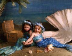 Mermaid Sisters - beautiful photo