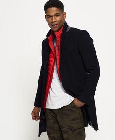 Ausgewählte Mäntel für Herren mit 20% Rabatt von Superdry - perfektes Timing! Wir zeigen Euch unsere Favoriten in Sachen Wintermantel. #superdry #fashion #men #coat #mantel #style #foccz