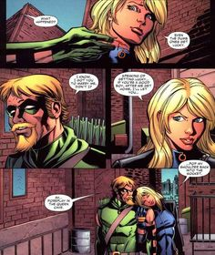 He's good at relationships. | 18 Reasons Green Arrow Is DC's Most Under-Appreciated Character