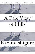 A Pale View of Hills (Vintage International) by Kazuo Ishiguro: The story of Etsuko, a Japanese woman now living alone in England, dwelling on the recent suicide of her daughter. In a story where past and present confuse, she relives scenes of Japan's devastation in the wake of World War II...