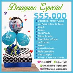 Please visit our website for Ideas Desayunos, Surprise Box, Cafe Bar, Pink Love, New Job, Xmas Gifts, Gift Baskets, Catering, Diy And Crafts