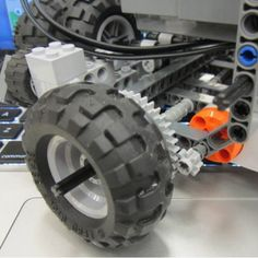 Texas Tech Site for Lego Mindstorm Lesson Plans