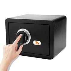 TIGERKING Biometric Safe Fingerprint Safe Agile Fingerprint Recognition System ,Convenient and Rapid Fingerprint Safe, Fingerprint Recognition, Security Safe Box, Biometric Lock, Personal Safe, Digital Safe, Safe Lock, Electronic Lock, Wooden Bathroom