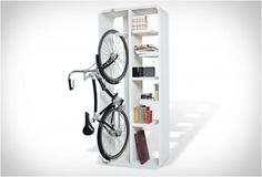 Attrayant 11 Gorgeous Bike Storage Solutions That Double As Art