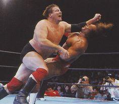 Stan Hansen vs. Doug Furnas
