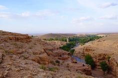 Landscape near Midelt, Morocco