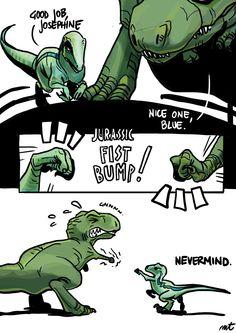 The devil dinosaur comics sexual predator