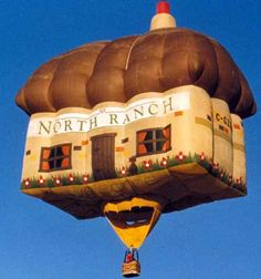 The Albuquerque International Balloon Fiesta®, the world's largest hot air balloon festival, takes place each October, when you'll see hundreds of balloons in the sky at a time.