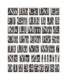 #wallpaper - Letterpress, metal - rebelwalls.com